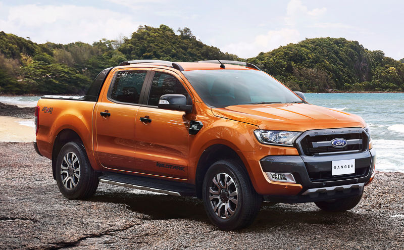 Enjoy the Ride with the New Ford Ranger and its Powerful Audio System