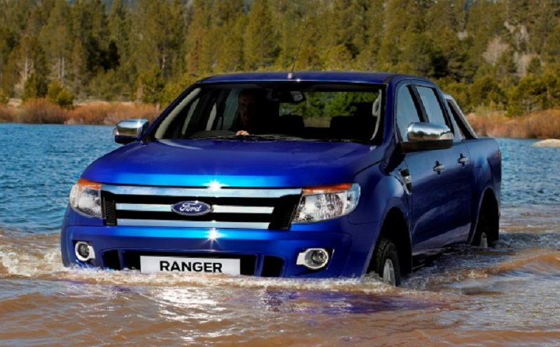 Ford Ranger a New Competitor for the Pick-Up's