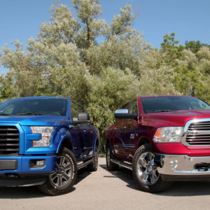 Ford Ranger vs. Ford F-150
